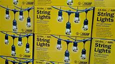 Costco Outdoor Lights Replacement Bulbs Gardenscaping Putting Up The Costco Patio Lights