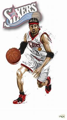 allen iverson iphone wallpaper allen iverson wallpaper by nca design 57 free on zedge