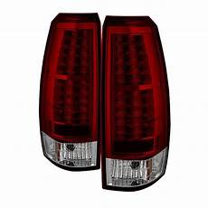 Led Lights For Avalanche Spyder Auto Chevy Avalanche 07 13 Led Lights Red