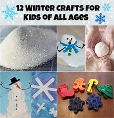 12 winter crafts for of all ages