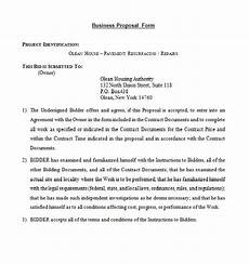 Template For A Business Proposal 10 Best Business Proposal Letter How To Write Sample