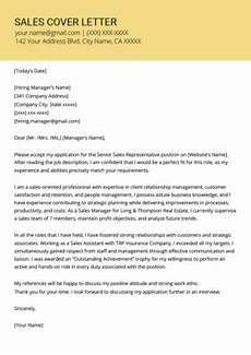 Marketing Sales Cover Letter Marketing Cover Letter Example Free Download Resume Genius