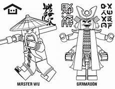 Ausmalbilder Lego Ninjago Garmadon 17 Free Lego Ninjago Printable Activities