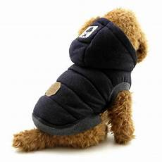 ranphy winter padded vest coat hoodies cat puppy cold
