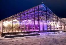 Led Lights Greenhouse Philips Hosts Led Lighting Event In Finland Greenhouse