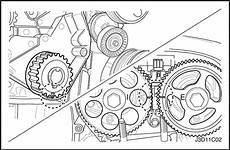 2001 Daewoo Nubira Timing Chain Repair Manual Service