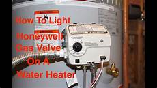 Honeywell Gas Pilot Light How To Light Ao Smith Water Heater With Honeywell Gas