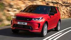 2019 land rover discovery sport land rover discovery sport 2019 220 ppiges facelift