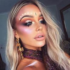10 festival makeup ideas to rock at electric picnic this