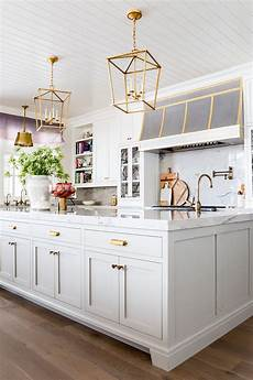 the 10 best kitchens on with gold hardware