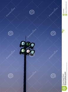 Small Stadium Lights Small Stadium Lights Stock Image Image Of Games Player