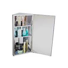 Homcom 4 Tier Stainless Steel Wall Mounted Medicine Cabinet by Homcom 24 Stainless Steel Three Level Wall Mounted