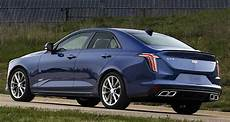 2020 cadillac lineup sporty 2020 cadillac ct4 v joins luxury lineup consumer