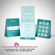 contoh undangan pernikahan kalender undanganperkawinan