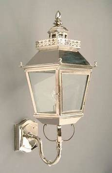 Chateau Lighting Hours Chateau Polished Nickel Replica Victorian Outdoor Wall