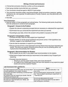 Descriptive Essay Conclusion Examples In Descriptive Writing The Conclusion Should How To Write