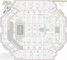 Barclays Center Seating Chart Concert Barclays Center Brooklyn Nets Amp Concerts Seat Numbers