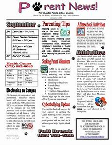 Sample Newsletters For Parents Example Of School Newsletter Yahoo Image Search Results
