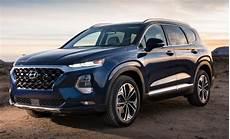 2020 Hyundai Suv by 2020 Hyundai Santa Fe Suv Preview Pricing Release Date