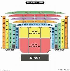 Metropolitan Opera Nyc Seating Chart Metropolitan Opera Seating Chart Seating Charts Amp Tickets
