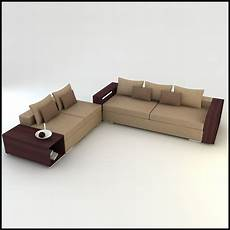 Convertible Sectional Sofa 3d Image by 3d Corner Sofa Designs Model