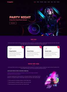 Music Html5 Template 75 Free Html5 Templates For Responsive Website 2020