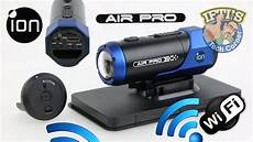 Ion Air Pro Light Ion Air Pro Lite Wifi Action Helmet Camera Review