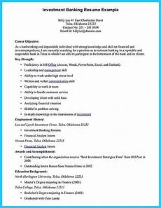 Objective In Resume Examples One Of Recommended Banking Resume Examples To Learn