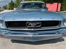 Light Blue 1966 Mustang 1966 Ford Mustang 17404 Miles Light Blue Select For Sale