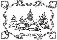 Ausmalbilder Kostenlos Ausdrucken Winter Winter 8 Ausmalbilder Malvorlagen