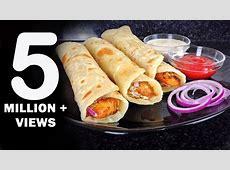 Chicken Paratha Roll Recipe   Ramadan Recipes by (HUMA IN