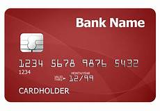 Credit Card Images Free Download Credit Card Template Psdgraphics