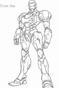 Malvorlagen Ironman Iron The Best Coloring Pages Minister