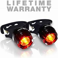 Bike Rear Light Amazon Stupidbright Sbr 1 Rear Bike Light On Led Micro