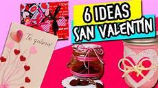 regalos 14 de febrero 6 regalos f 225 ciles para 14 de febrero ideas san