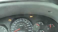 2004 Gmc Envoy Reset Oil Change Light 07 Trailblazer Oil Light Life Reset Youtube