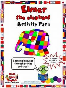 Elmer The Elephant Crafts And Activities To Learn