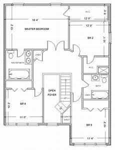 Create Floor Plan Digital Smart Draw Floor Plan With Smartdraw Software