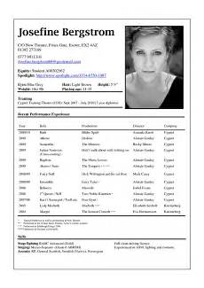 Actor Resume Example A Guide On Making A Professional R 233 Sum 233 For Your Acting Jobs