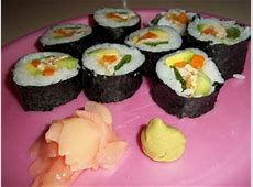 Simple Sushi Recipes for Children