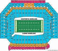 Ford Stadium Seating Chart Cheap Ford Field Tickets