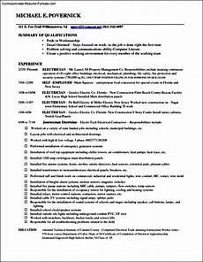 Resume Self Employed Self Employed Resume Templates Free Samples Examples