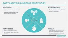 Swot Analysis Presentation Template Free Download Business Swot Analysis Powerpoint Templates