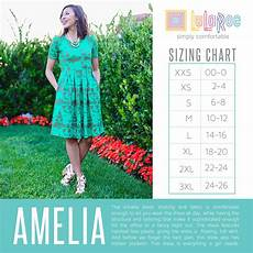 Amelia Size Chart Sizing Closer To The Heart Creations