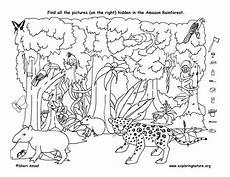malvorlagen urwald zum ausdrucken malvorlagen urwald kostenlos