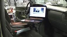 Computer Track Laptop Computer Truck Mount Quot Part 1 Quot Youtube