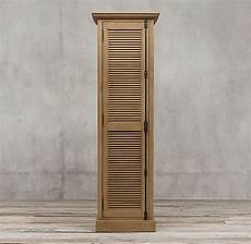 shutter single door cabinet