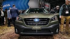 Subaru Usa 2020 Outback by 2020 Subaru Outback At The New York Auto Show Motor1