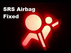 How To Reset Airbag Light On Pontiac Grand Prix How To Fix Srs Airbag Warning Light On Dashboard Youtube