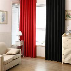 Bedroom Window Curtains Modern Bedroom Curtains Solid Color Window Shades